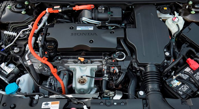 2022 Honda Accord Hybrid Engine
