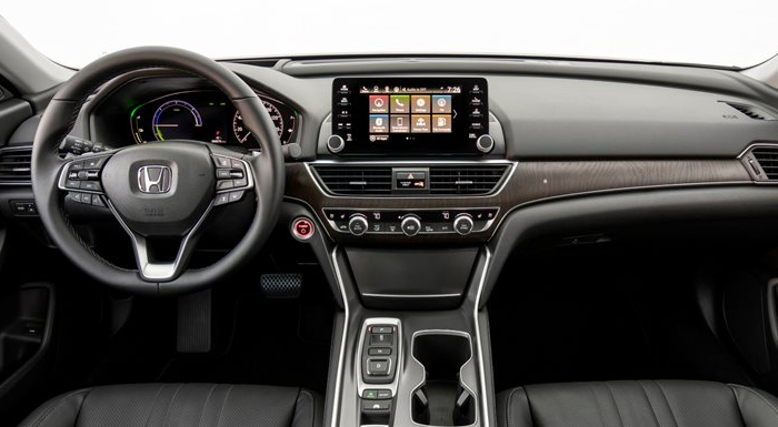 2022 Honda Accord Hybrid Interior