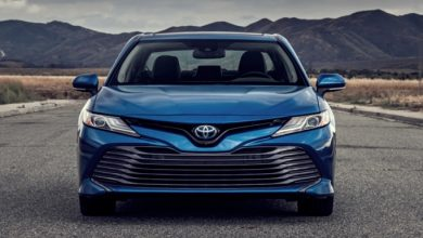 2022 Toyota Camry Redesign