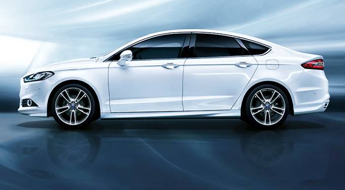 2022 Ford Fusion Redesign