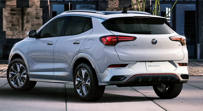 New 2022 Buick Encore Redesign