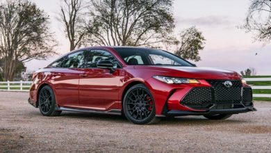 2022 Toyota Avalon Redesign