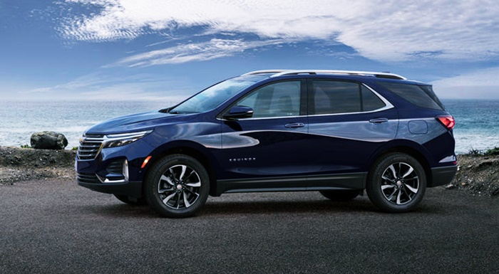 Chevy Equinox 2023