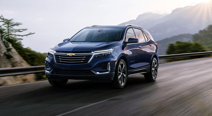 New 2023 Chevy Equinox