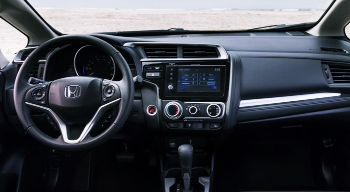 New Fit Facelift 2023 Interior